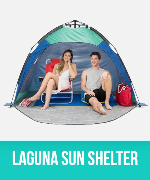 Laguna Auto Ezee Sun Shelter