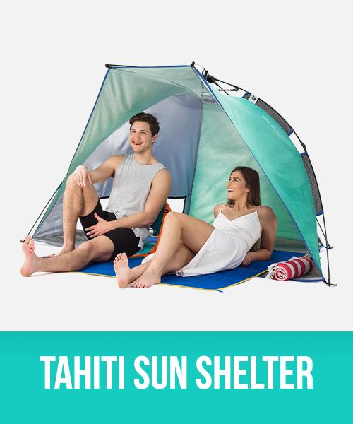 Tahiti Auto Ezee Sun Shelter